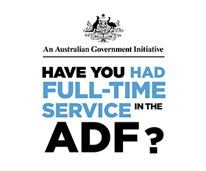 Have you had Full-Time Service in the ADF?